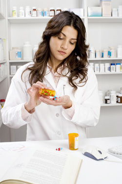 Physician Prescribes Less Medication When Working with Chiropractor