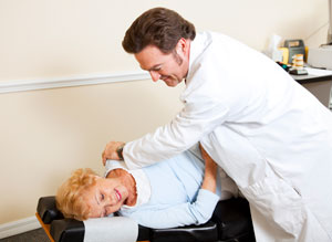 Spinal Adjustment Relieves Muscle Pain Instantly