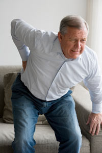 Degenerative Disc Disease Eased By Chiropractic