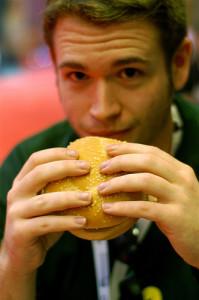Sleep Deprived Men Buy More Junk Food