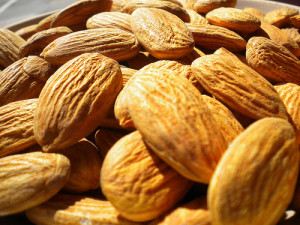 Almonds May Prevent Weight Gain