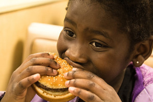 60% of Young Kids Eat Fast Food Regularly