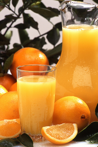 Fruit Juice as Bad as Sugary Soda