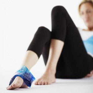 Ankle sprain and chiropractic care