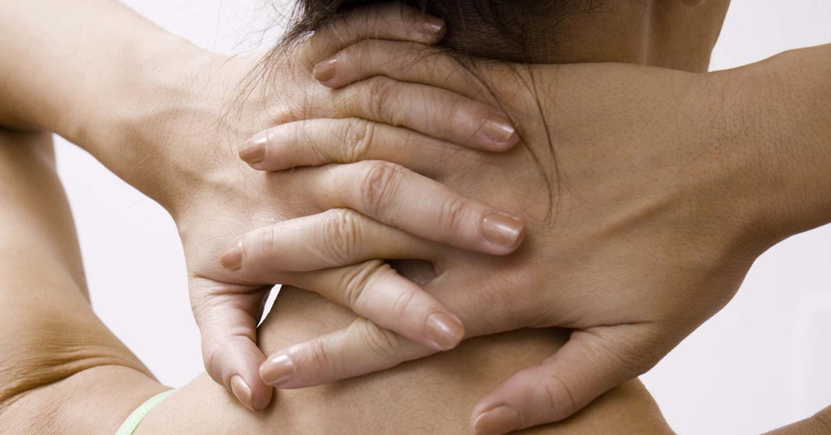 Chiropractic best for neck pain