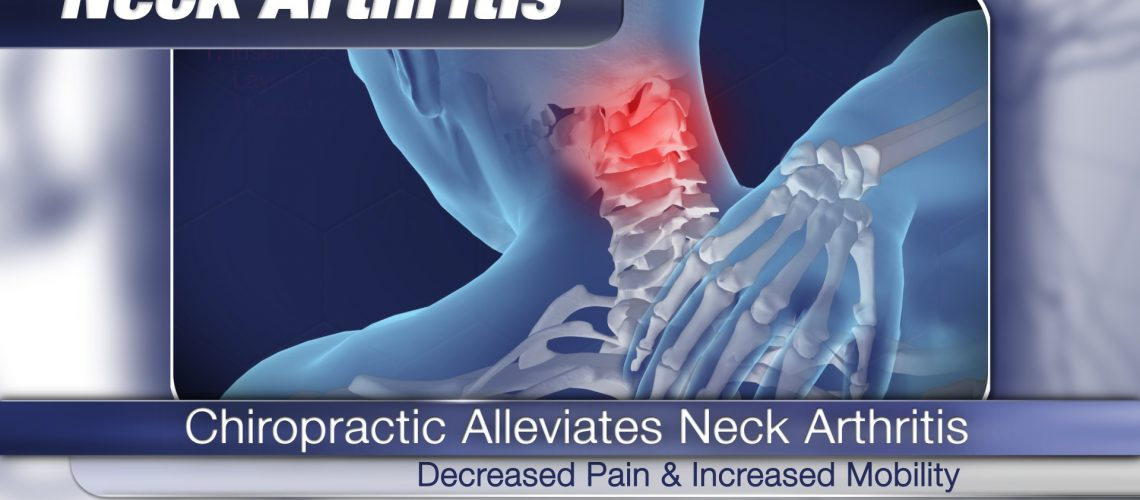ChiroNexus - Video of the Week - Chiropractic Alleviates Neck Arthritis - Thumbnail