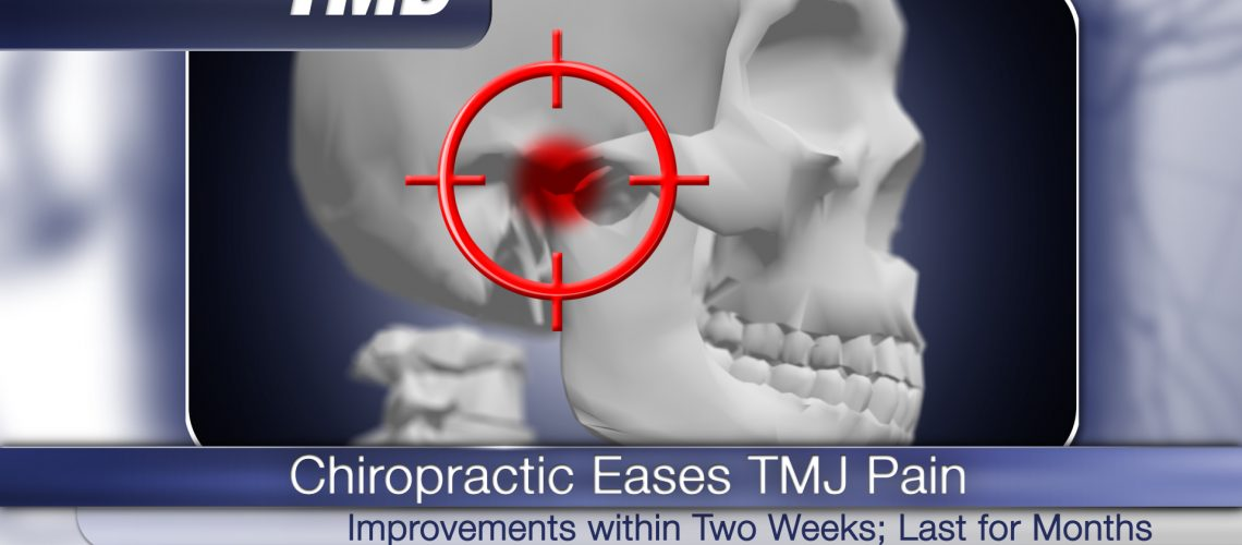 VIDEO: ChiroNexus - Chiropractic Eases TMJ Pain - Thumbnail